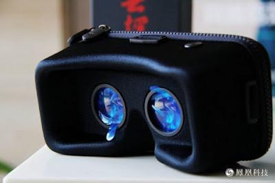 Lensa Yang Digunakan Mi VR
