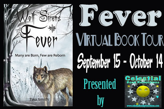 Spotlight & Giveaway - Fever by Tina Smith