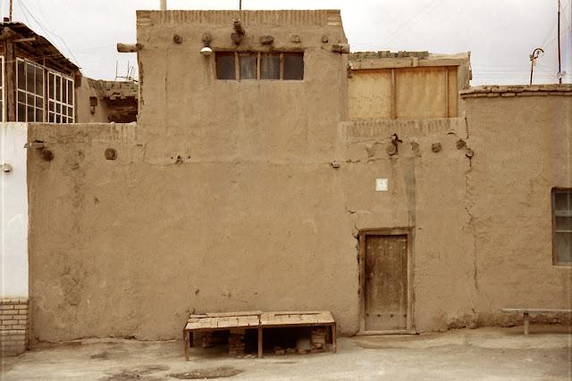 Ouzbékistan, Khiva, © L. Gigout, 2012