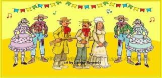 5618b22ed6385 LINGUAGEM E AFINS  Festas Juninas Danças Típicas - 08 05 11