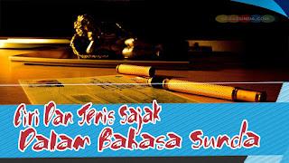 Ciri-Ciri Dan Jenis Sajak Dalam Bahasa Sunda Lengkap