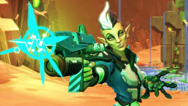 Nuevos rumores apuntan hacia que Battleborn pasará a ser free-to-play 1