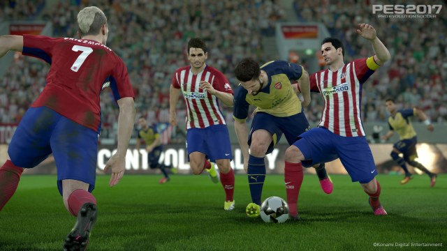 PES 2017 Easy and Hard Gameplay Patch dari Parham.8
