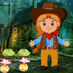Games4King - Little Cowgirl Escape 2
