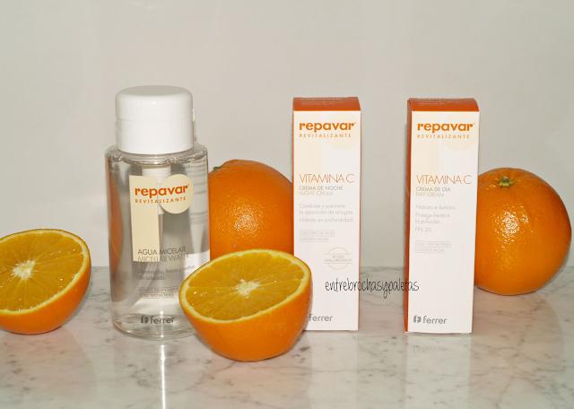 repavar revitalizante vitamina c