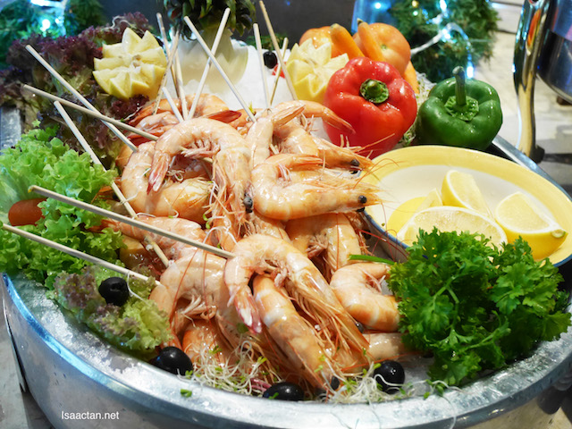 For seafood lovers