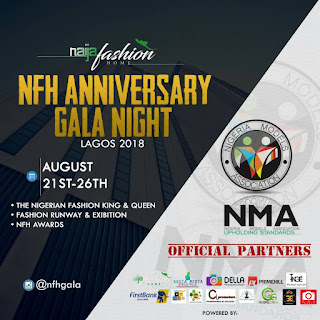 #NFHANNIVERSARYGALANIGHT: Exquisite Photos From NFH Photoshoots