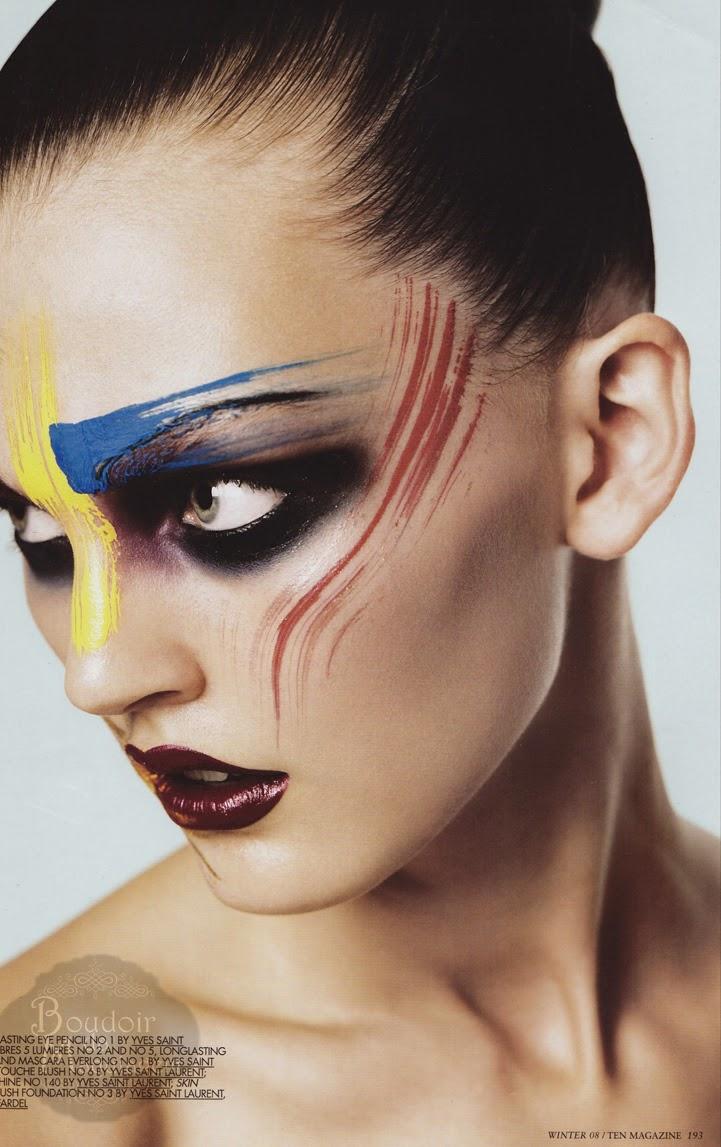 Up Fashion Magazine: BOUDOIR DA MAQUIAGEM: VAL GARLAND