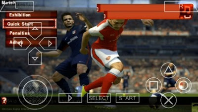 PES 2017 PSP ISO Android By Amry + Save Data For Android