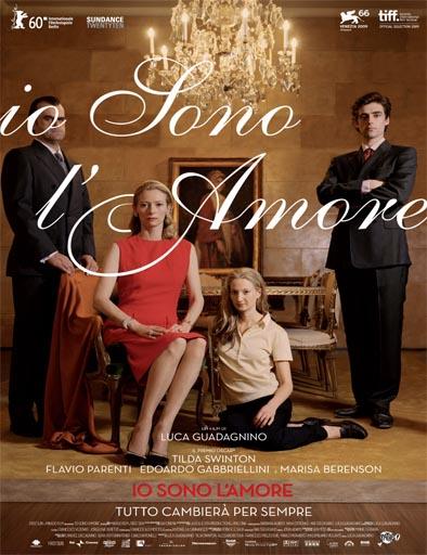 Ver El amante (Io sono l'amore) (2009) Online