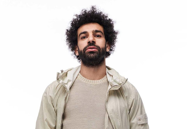 Mo Salah on latest GQ Middle East cover