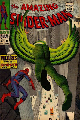 Amazing Spider-Man #48, the Vulture