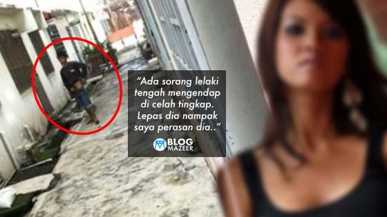 """""""Suami Tiada Di Rumah, Suri Rumah Jangan Gatal-Gatal Nak Pakai Seksi.."""""""