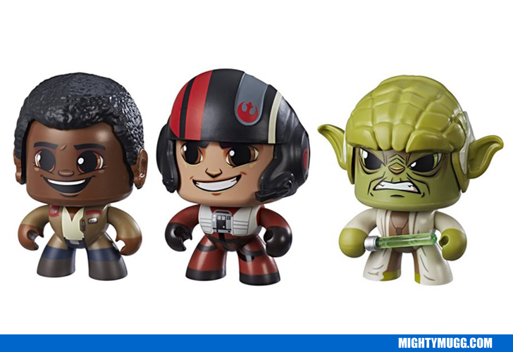 Star Wars Mighty Muggs Wave 2 2018