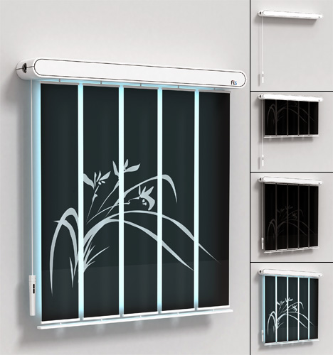 15 Creative Window Blinds and Modern Window Blinds Designs.