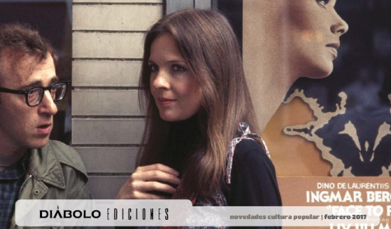 Novedades de Diábolo Ediciones para Febrero de 2017