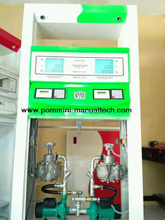 mesin pom mini manual tech