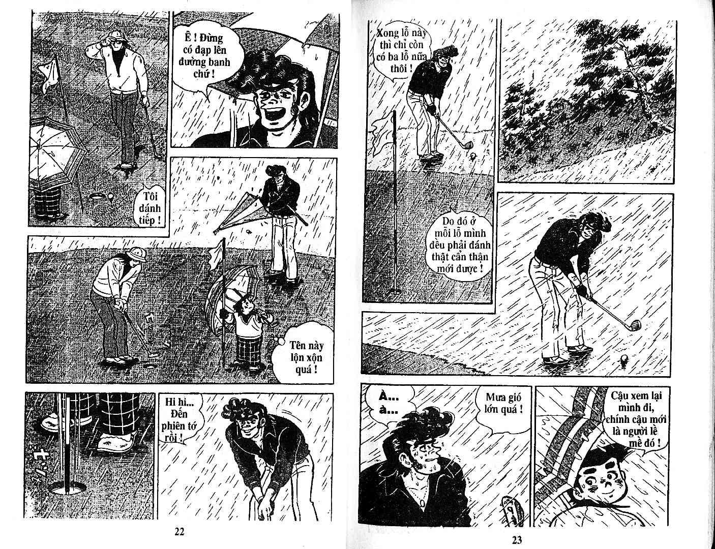 Ashita Tenki ni Naare chapter 27 trang 10