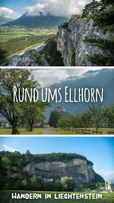 Rund ums Ellhorn | Wanderung Balzers | Fürstentum Liechtenstein | Wandern-Liechtenstein