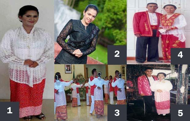 Pakaian Adat Maluku Lainnya