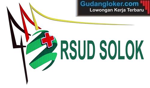 Lowongan Kerja Tenaga BLUD Rumah Sakit Umum Daerah Solok