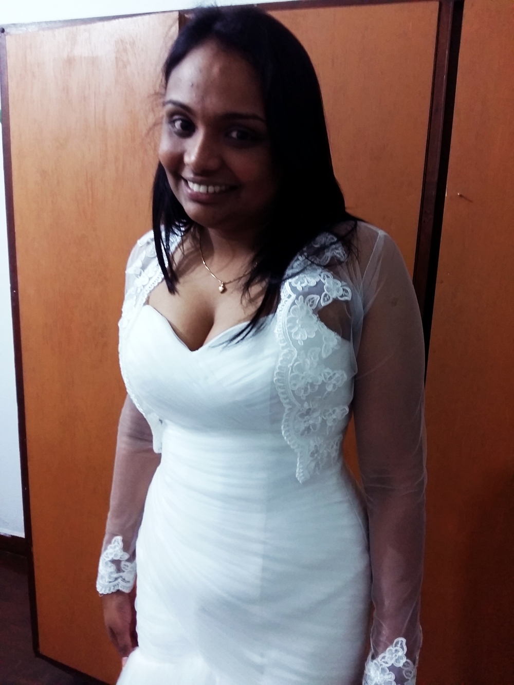 Sew Amp Stitches Home Based Custom Made Wedding Gown And
