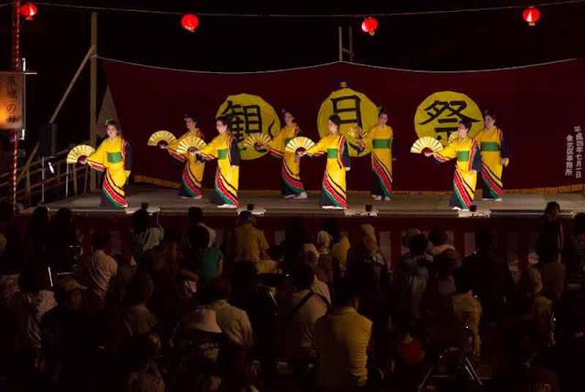 traditional Okinawa dance