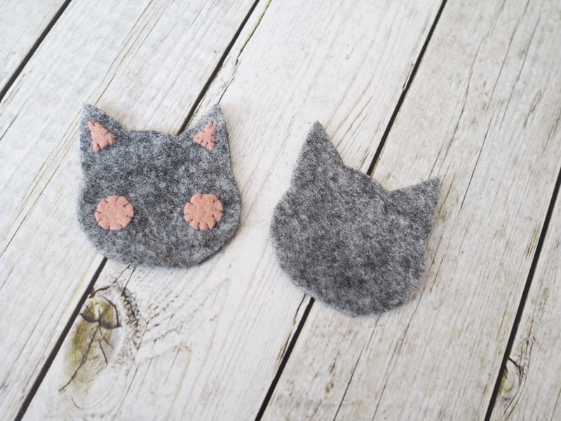 KuneCoco • DIY • Pencil Topper • Katze