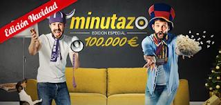 bwin Minutazo Edición Navidad Madrid vs Barcelona: ¡100.000€ en juego!