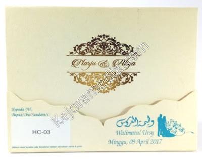 undangan hardcover murah
