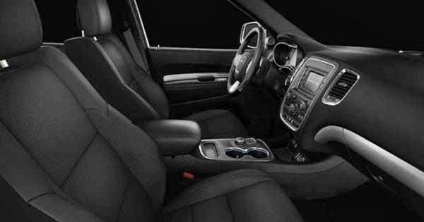 2017 Dodge Durango GT SUV Release Date