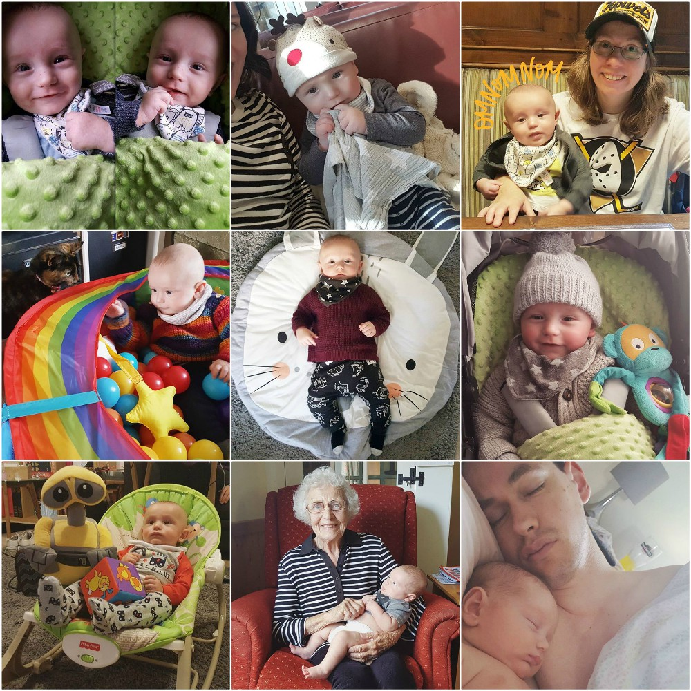Babysheath 6 month update: Favourite moments