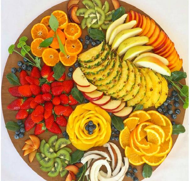 karışık meyve
