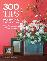 Book cover for 300 Tips for Painting & Decorating by Alison Jenkins