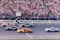 50 Years of Racing Exhibit presented by Consumers Energy