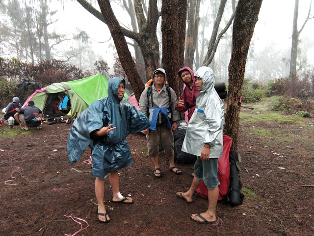 Mengapa Kita Sulit Bernapas dan Terkena Hipotermia di Daerah Pegunungan? Fairuz Nafis Robbani