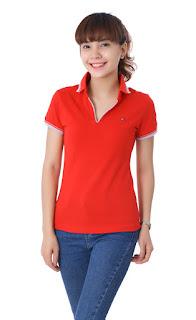 áo thun màu đỏ