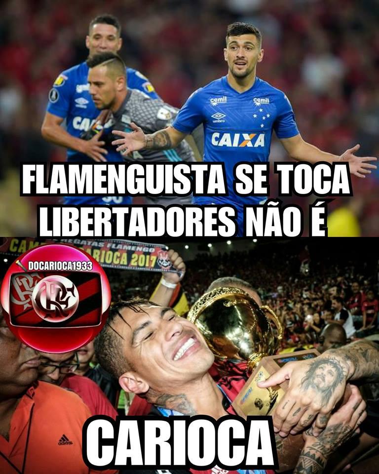 Confira Memes Da Eliminação Do Flamengo Na Libertadores 2018