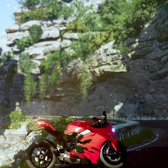 Ducati Moto Wallpaper Engine