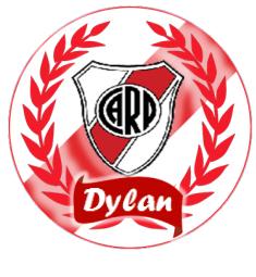 Archivos Descargables e imprimibles para golosinas personalizadas. River Plate.