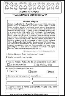 Biografia de Renato Aragão