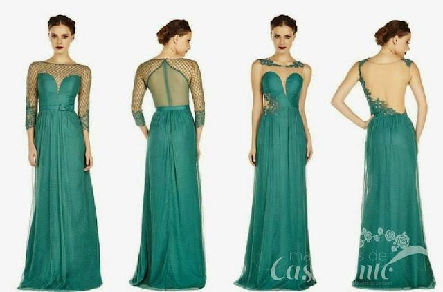 vestido longo com transparencia