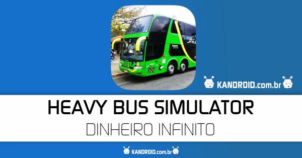 Heavy Bus Simulator v1.084 Apk + Data Mod [Money]
