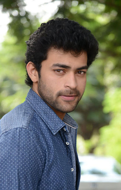 Tollywood Celebrities Varun Tej Profile