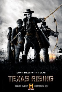 Texas Rising - Todas as Temporadas - HD 720p