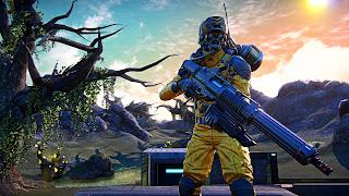 Planetside Arena Xbox 360 Wallpaper