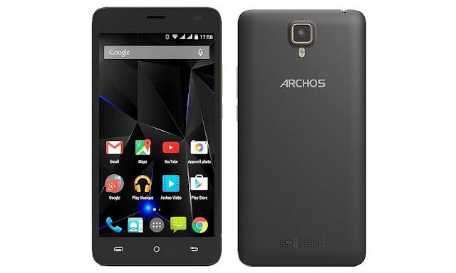 Archos 50d Oxygen - Full Details