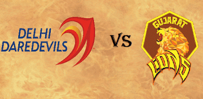 DD vs GL Match 42 IPL 2017