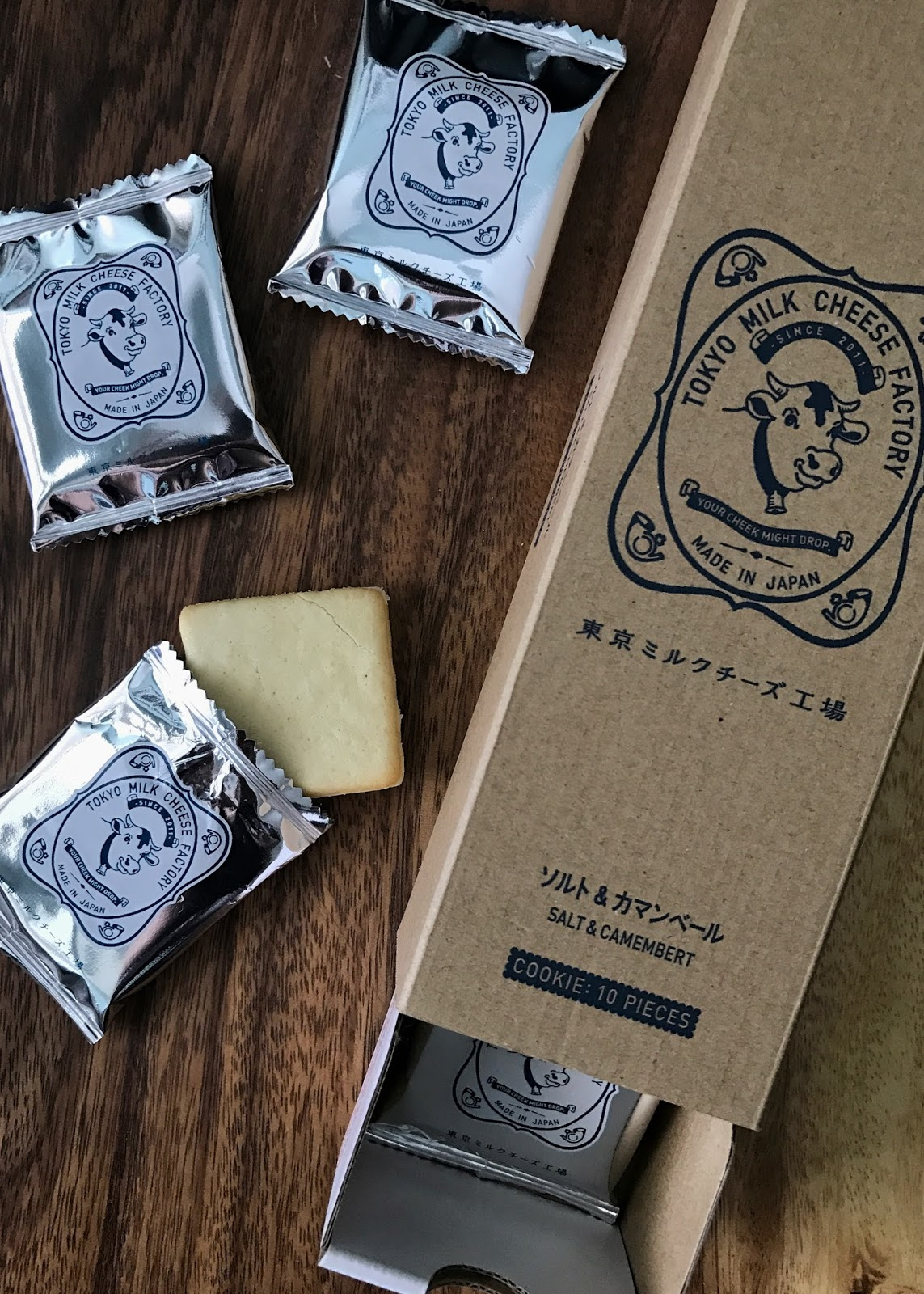 What Mary Loves: A Cheesy Affair: Tokyo Milk Cheese Factory