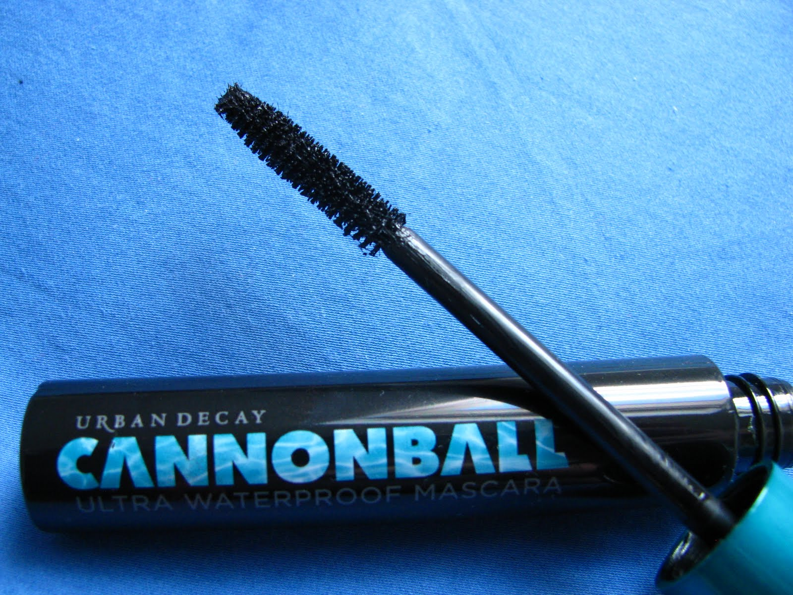 bcdbb141671 Well, those days are officially over. Urban Decay's new Cannonball mascara  is literally, properly waterproof. It simply won't shift when wet.